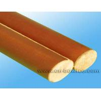 Buy cheap 3723 Phenolic cotton laminate rod from wholesalers