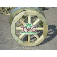 Buy cheap Wood Wheel from wholesalers