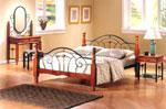 Buy cheap FD900 metal bed from wholesalers