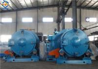 Buy cheap Continuous Overhead Rail Shot Blasting Machine from wholesalers