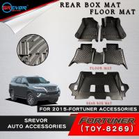 Buy cheap REAR BOX MAT/FLOOR MAT(2015-FORTUNER) from wholesalers