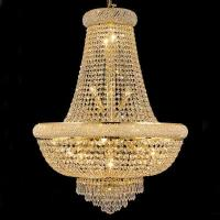 Buy cheap French Empire Crystal Chandeliers Lighting 10007 from wholesalers