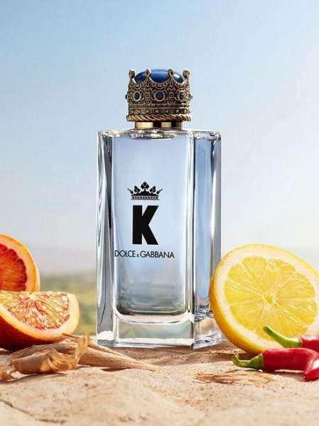 China K By Dolce And Gabbana Eau De Toilette Spray For Men