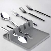 Quality SRK#1704 Silicone Mat Pad For Tableware Knife And Fork for sale