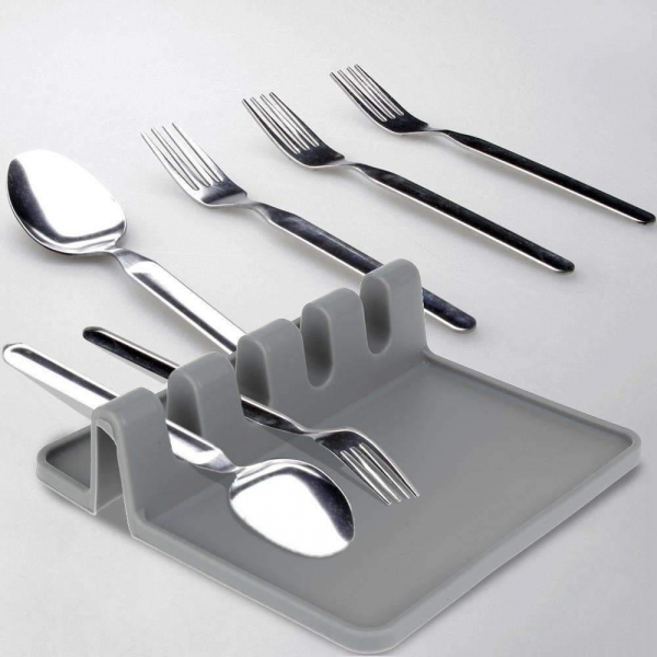 China SRK#1704 Silicone Mat Pad For Tableware Knife And Fork