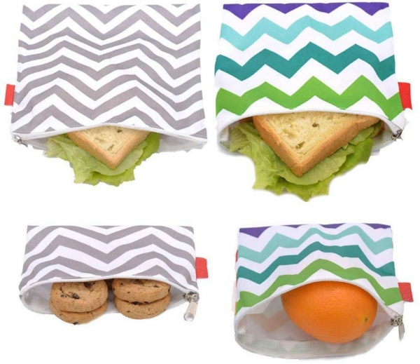 China SRK#403 Cotton sandwich food preservation bag food reusable storage bag