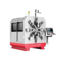 Buy cheap Camless wire rotary spring machine from wholesalers