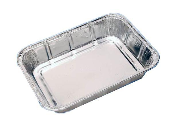 China Aluminum foil container