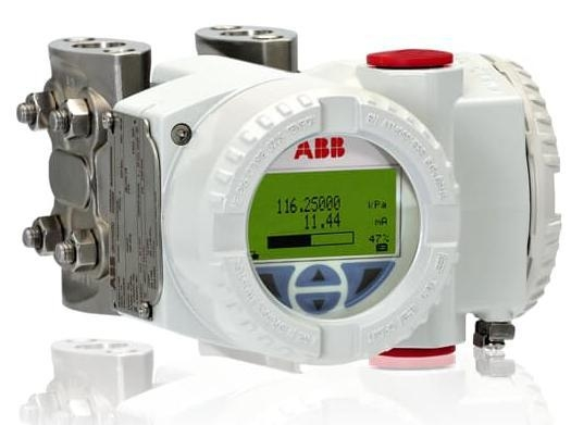 China ABB 266MST Differential pressure transmitter with multisensor technology.