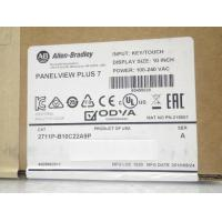 Quality 2711P-B10C22A9P Allen Bradley PanelView Plus 7 Graphic Terminal Brand new Fast delivery for sale