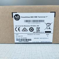 Quality 2711R-T7T Allen Bradley PANELVIEW 800 7-INCH HMI TERMINAL Brand new Fast delivery for sale
