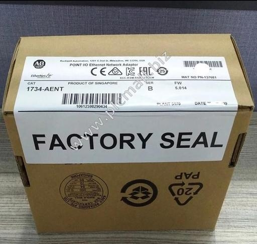 China 1734-AENT Allen Bradley POINT I/O Ethernet Network Adaptor Brand new Fast shipping