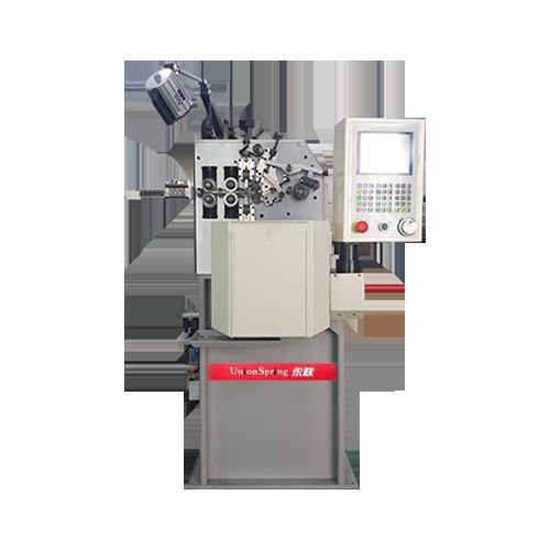 China 2-Axis Spring Coiling Machine