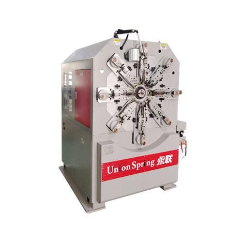 China 12-axis Camless Wire Rotary Spring Machine