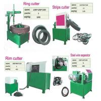 Quality Manual Tyre Cutting Machine for sale