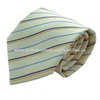 Quality Microfiber polyester necktie for sale