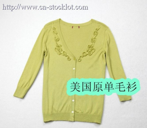 Buy QTD0909-10 womens open knitwear & sweater at wholesale prices