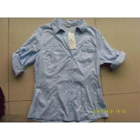 LWQ2335 Wholesale Womens casual T-Shirt working blouse