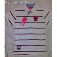 Buy cheap 11Q-1102 (sold out)86700pcs PLAYBOY Tops summer Polo shirts from wholesalers