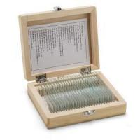 Buy Prepared Laboratory Microscope Glass Slides Box Set For Educational at wholesale prices