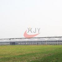 Buy cheap Agriculture Plastic Large Multi Span Greenhouse for Sale from wholesalers