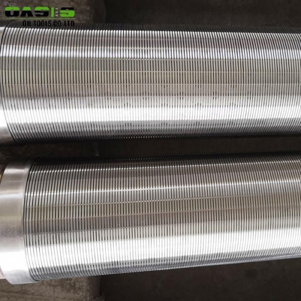 Buy OASIS Mesh Sand Well Screen For Water Well at wholesale prices