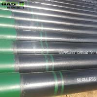 Quality China API 5CT Seamless Carbon Steel Casing Pipe for sale