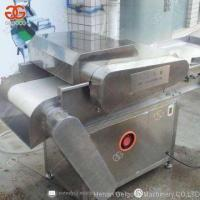 Quality Factory price preserved fruit dicer machine/candied fruit cutting/dried fruit dicer machine for sale