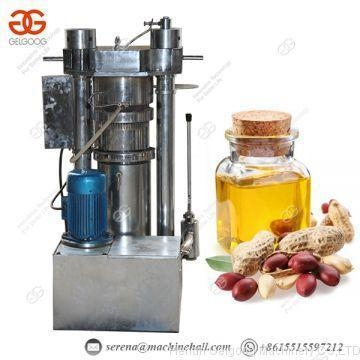 Buy quality electric sesame flax almond peanut small auto hydraulic walnuts oil press at wholesale prices