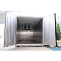 Quality 20ft Refrigerated Mobile Cold Room for sale