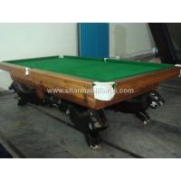 China Pool Table Lion Foot on sale