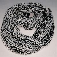China Jacquard Winter Neck Warmer on sale