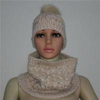 Quality Womens Hat Scarf And Neck Warmer for sale