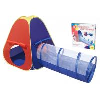 Buy cheap Tent 8143 Popup dome w/tunnel from wholesalers