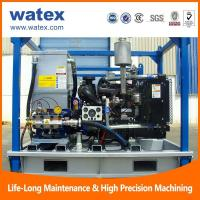 China ultra high pressure water jetting on sale
