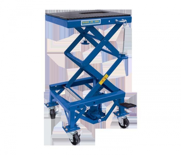 Buy PM07404 - 300LB MOTORCYCLE LIFT WITH WEHEEL at wholesale prices