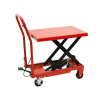 Buy cheap PM13016 - 330LB HYDRAULIC LIFT TABLE CART from wholesalers