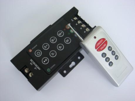 China RF 8-key Controlle(Iron case)