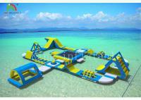 Buy cheap Giant inflatable floating water park AX-01-034 from wholesalers