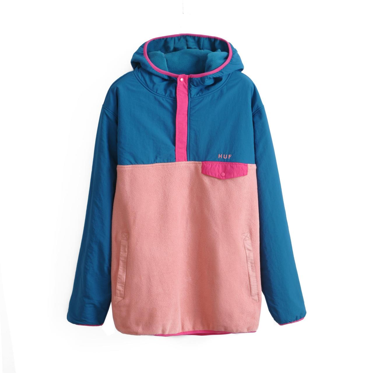 Buy cheap KDL-PJ-0204 MENS HOODED PULL OVER JACKET from wholesalers