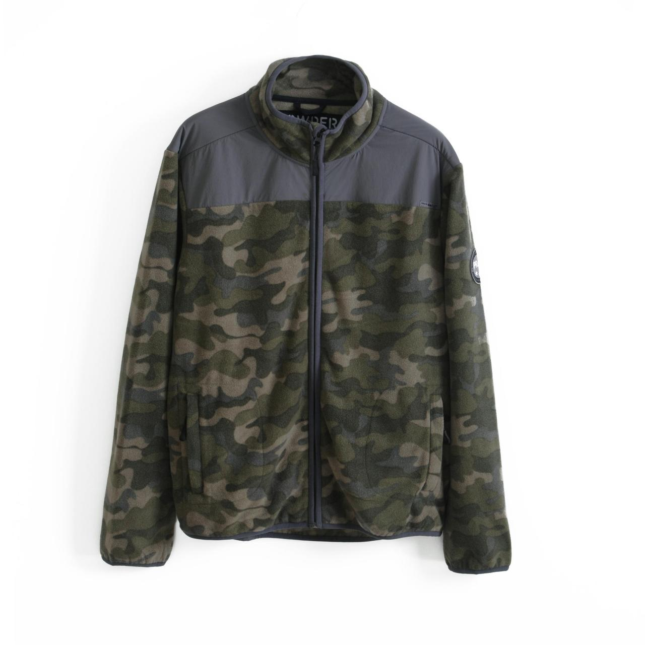 Buy cheap KDL-JKT-0165 MENS CAMOUFLAG ZIP UP JACKET from wholesalers