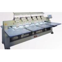 China computer controlled embroidery sewing machines series on sale