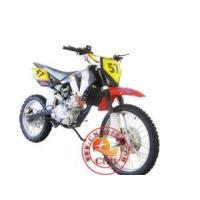 China Gas-Powered 150CC Dirt Bike with Dual Displacement Pipe on sale